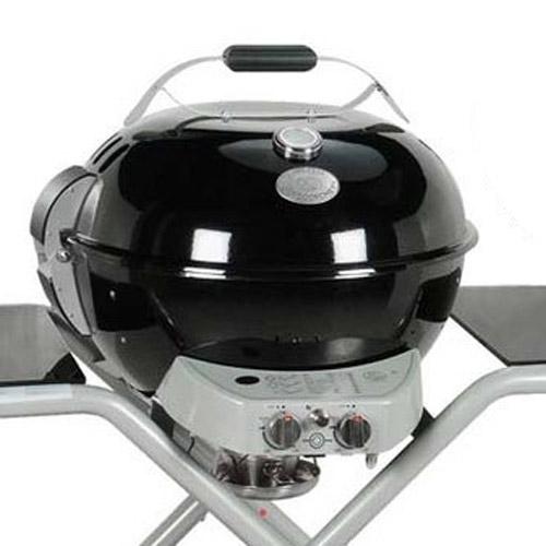 outdoorchef gas kugelgrill montreux 570mx2 in schwarz grillarena. Black Bedroom Furniture Sets. Home Design Ideas