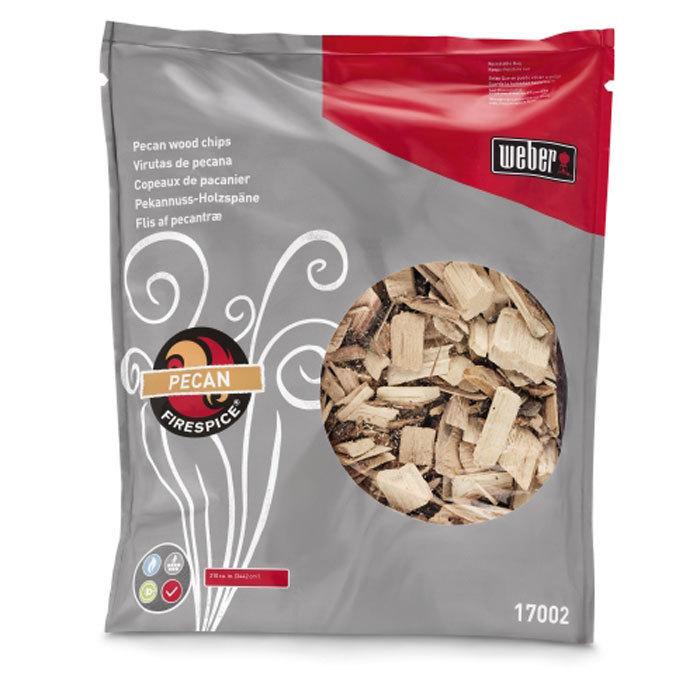 Fire Spice Pecannussholz Chips von Weber
