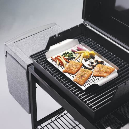 6435 weber style edelstahl grillpfanne grillarena. Black Bedroom Furniture Sets. Home Design Ideas
