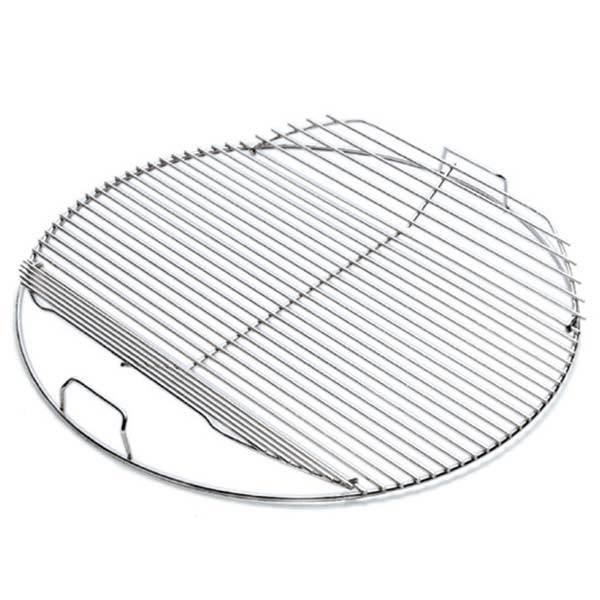 weber grillrost klappbar f r bbq 57 cm 7436 grillarena. Black Bedroom Furniture Sets. Home Design Ideas