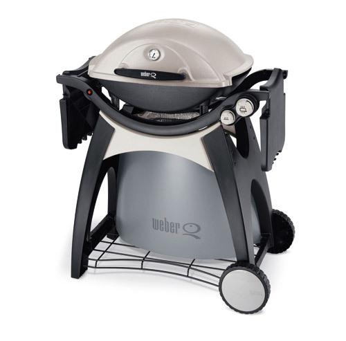 gasgrill weber q 300 mit kostenlosem aufbauservice grillarena. Black Bedroom Furniture Sets. Home Design Ideas