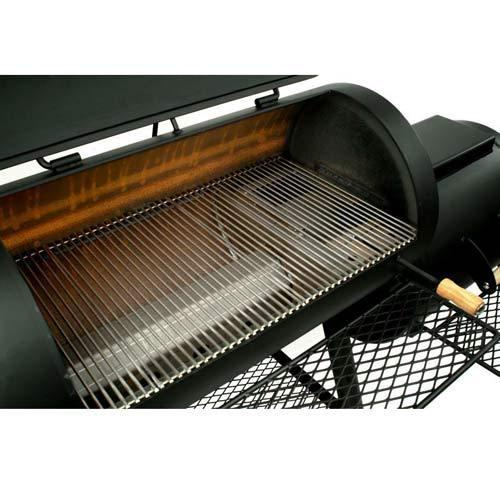 joe 39 s barbeque smoker 16 spezial von rumo js33900 grillarena. Black Bedroom Furniture Sets. Home Design Ideas