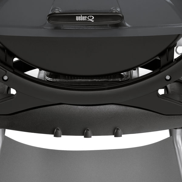 elektrogrill q 240 stand von weber 692879 grillarena. Black Bedroom Furniture Sets. Home Design Ideas