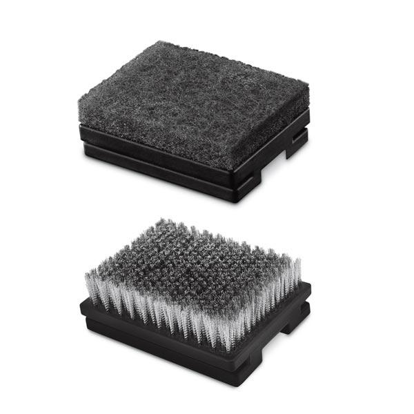 weber grillb rste mit edelstahlb rstenkopf und. Black Bedroom Furniture Sets. Home Design Ideas