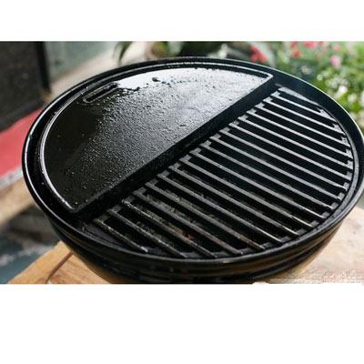 2grillers griddle cast iron grate passend f r 37cm. Black Bedroom Furniture Sets. Home Design Ideas