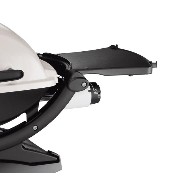 aktion weber q 120 stand gasgrill inkl doppelspie e. Black Bedroom Furniture Sets. Home Design Ideas
