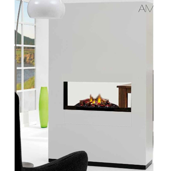 ruby fires elektrokamin ambiance inkl elektroeinsatz mystic fires rf 20 grillarena. Black Bedroom Furniture Sets. Home Design Ideas