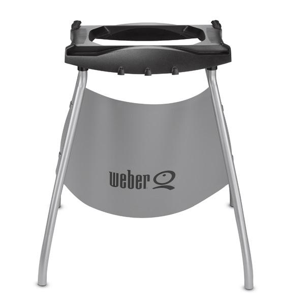 weber q 100 stand f r weber q 100 120 140 6516 grillarena. Black Bedroom Furniture Sets. Home Design Ideas