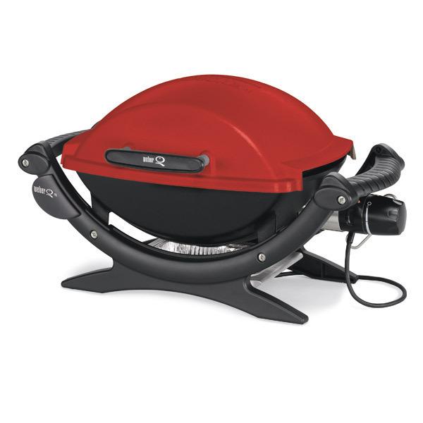 weber q 140 elektrogrill volcano red 524079 grillarena. Black Bedroom Furniture Sets. Home Design Ideas