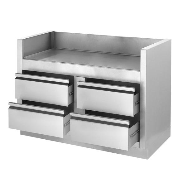 napoleon grill unterschrank f r prestige bipt750 outdoorchk che oasis. Black Bedroom Furniture Sets. Home Design Ideas
