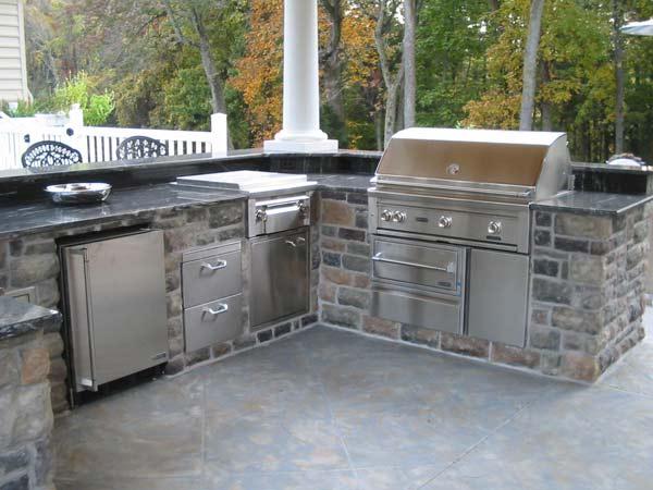 california gas grill professional 42 einbauger t von lynx c42psr grillarena. Black Bedroom Furniture Sets. Home Design Ideas