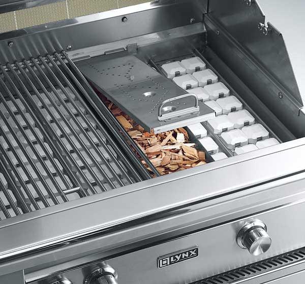 california gas grill professional 36 von lynx c36psfr. Black Bedroom Furniture Sets. Home Design Ideas