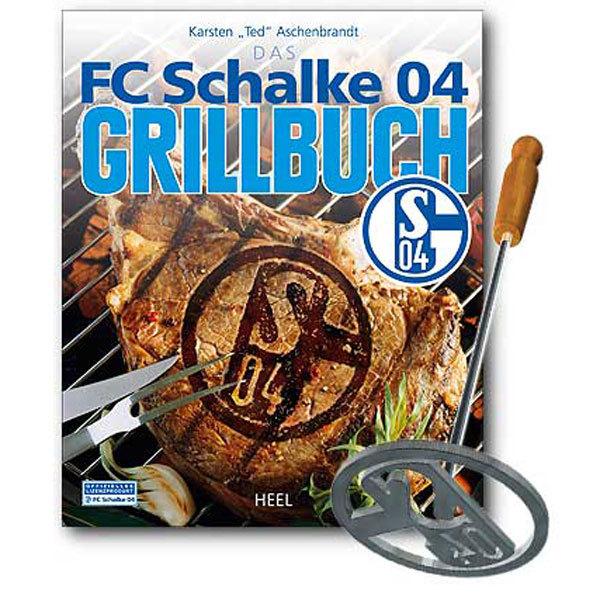Das Fc Schalke 04 Grillbuch Isbn 978 3 86852 582 3