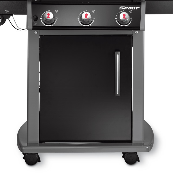 weber gasgrill spirit e 320 original in schwarz grillarena. Black Bedroom Furniture Sets. Home Design Ideas