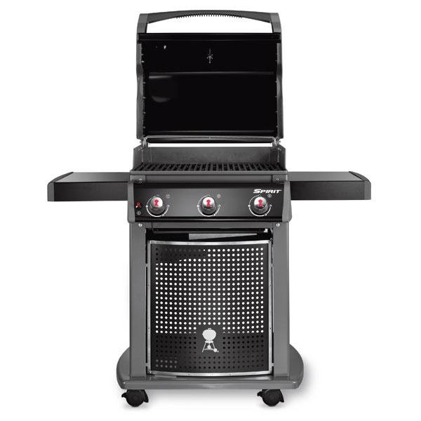gasgrill weber spirit e 310 classic black 46410079 grillarena. Black Bedroom Furniture Sets. Home Design Ideas