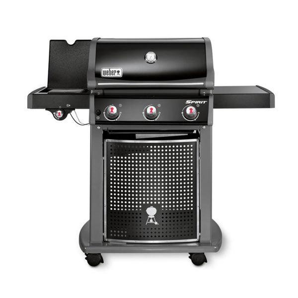 spirit e 320 classic schwarz von weber 46415079 grillarena. Black Bedroom Furniture Sets. Home Design Ideas