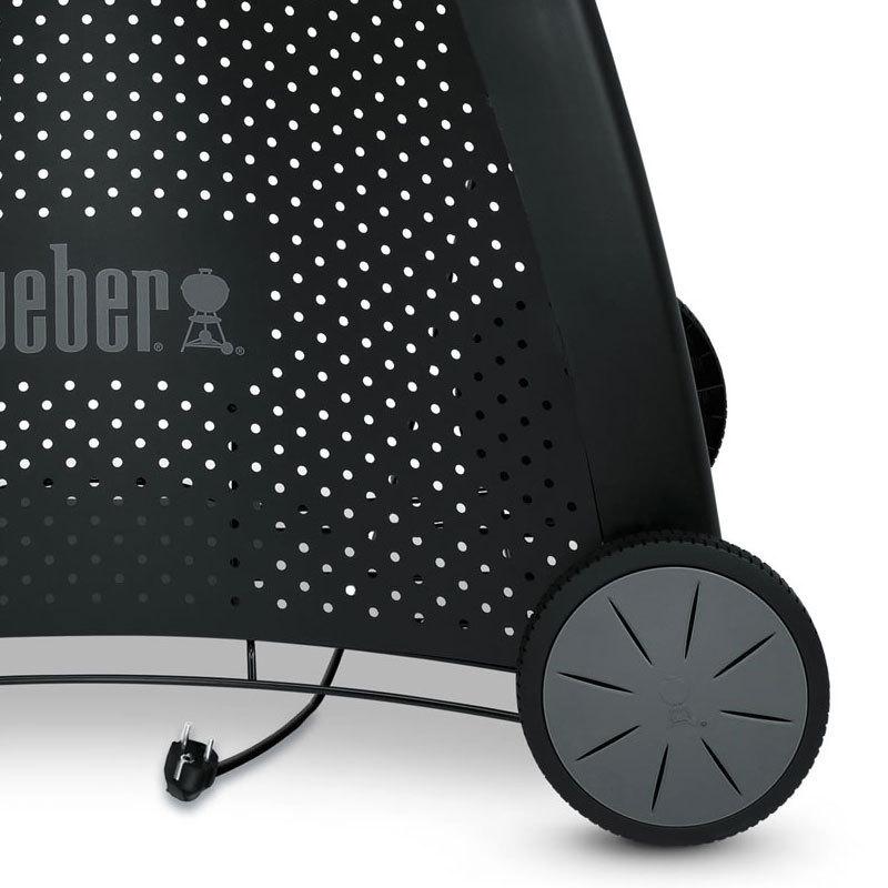 elektrogrill q 2400 station von weber black line modell. Black Bedroom Furniture Sets. Home Design Ideas