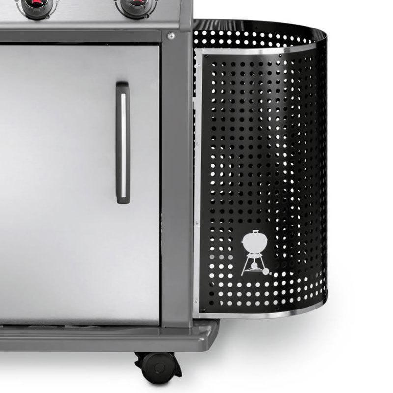 gasgrill weber spirit s 330 premium gbs edelstahl 46803579 grillarena. Black Bedroom Furniture Sets. Home Design Ideas