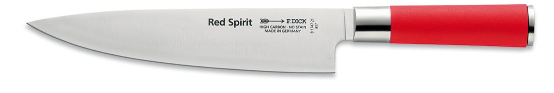 dick kochmesser 21 cm red spirit 81747210 grillarena. Black Bedroom Furniture Sets. Home Design Ideas