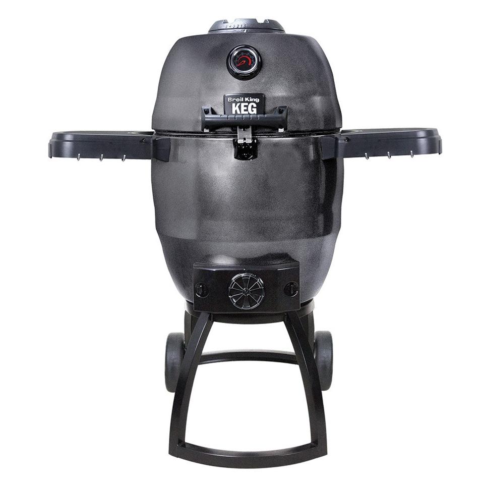 broil king keg 5000 holzkohlegrill kamado grill grillarena. Black Bedroom Furniture Sets. Home Design Ideas