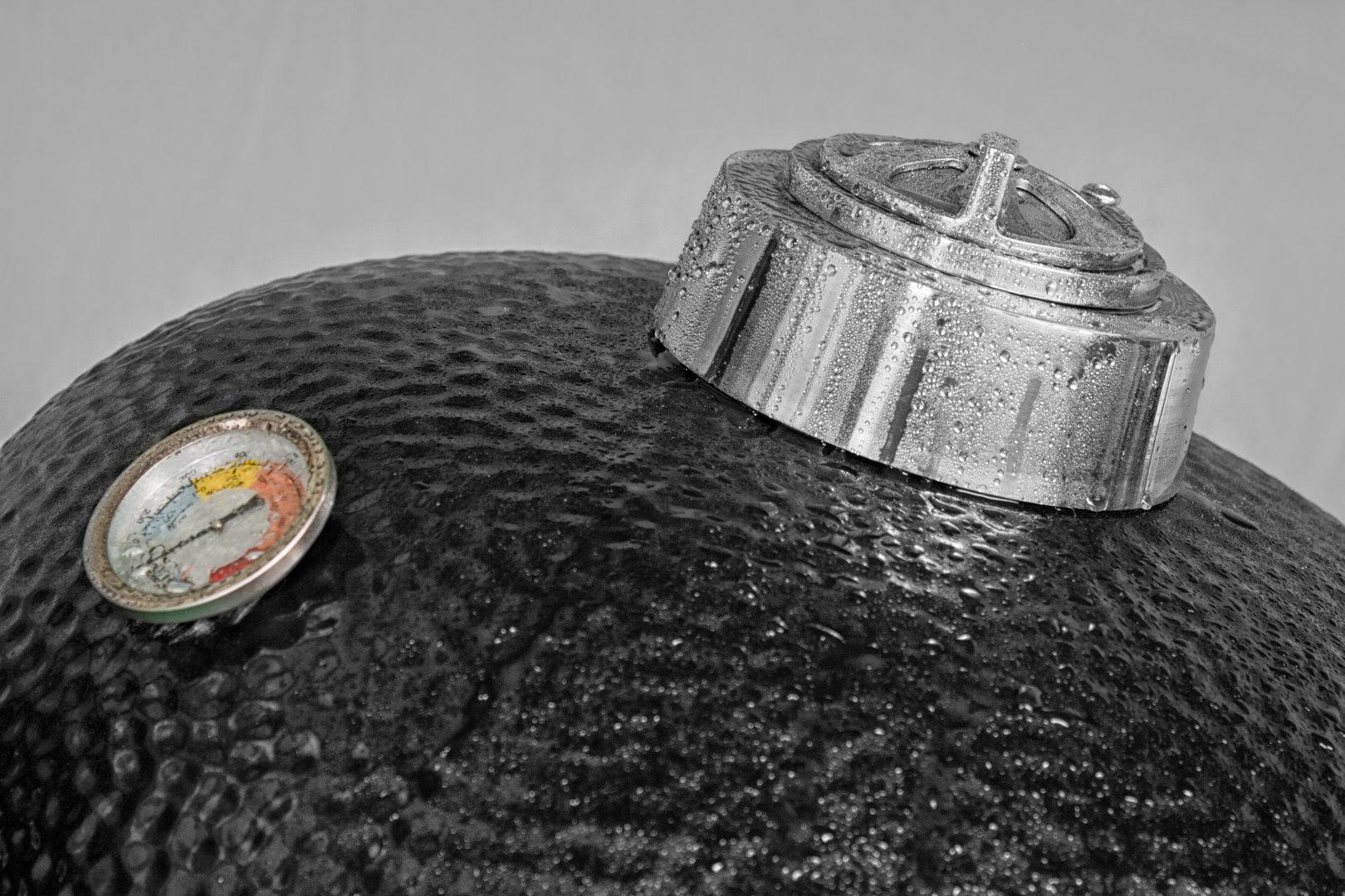 keramikgrill saffire 23 silber edition schwarz inkl nest grillarena. Black Bedroom Furniture Sets. Home Design Ideas