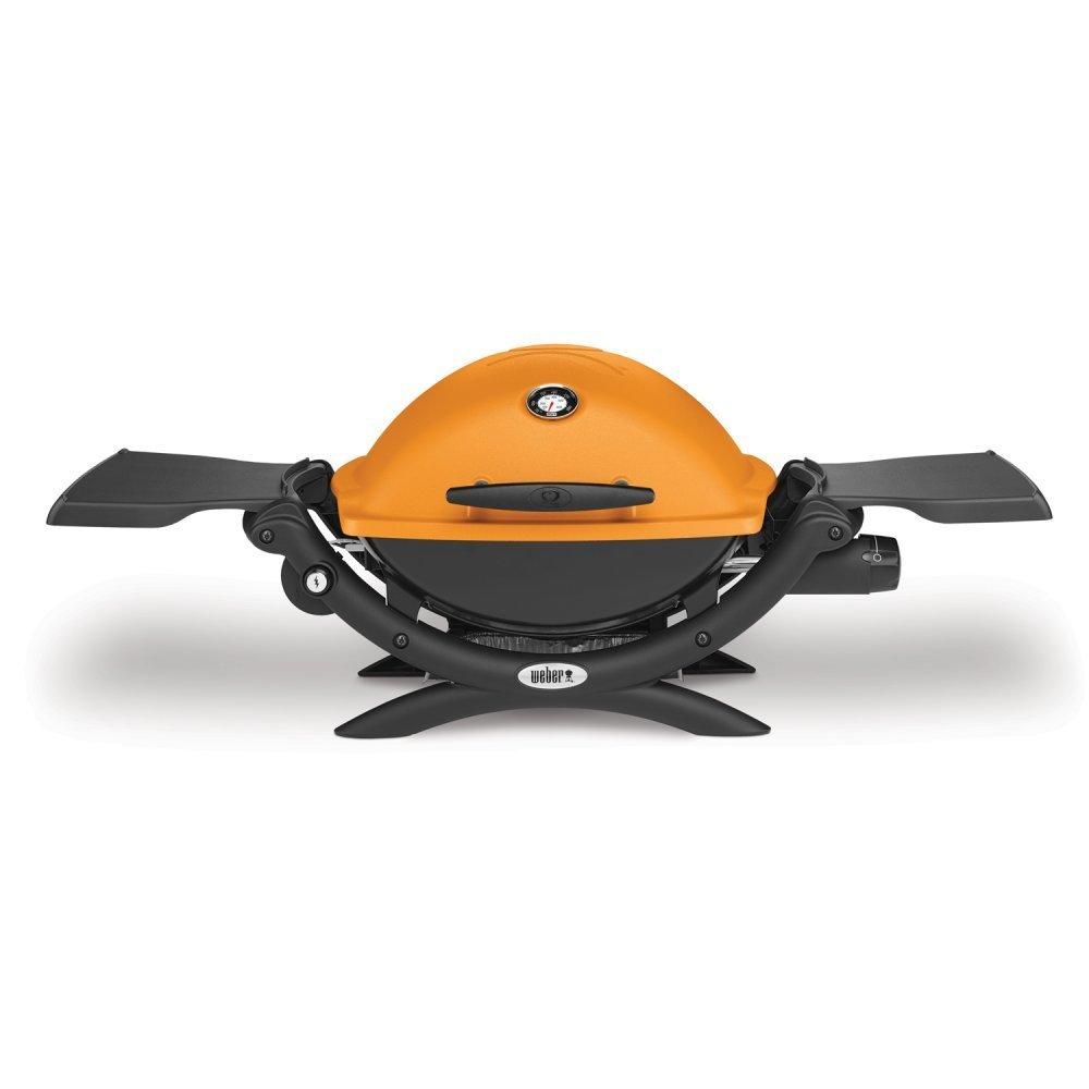 weber q 1200 gasgrill orange modell 2017 51190079 grillarena. Black Bedroom Furniture Sets. Home Design Ideas