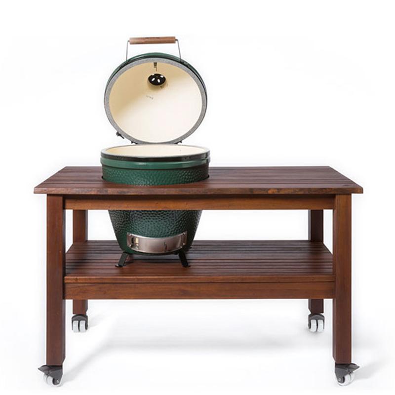 Big Green Egg Royal Mahogany Tisch für XLarge Egg (2BGE ...