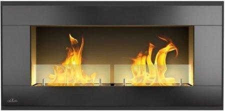 napoleon fireplace bio ethanol wandkamin wmfe3 schwarz. Black Bedroom Furniture Sets. Home Design Ideas