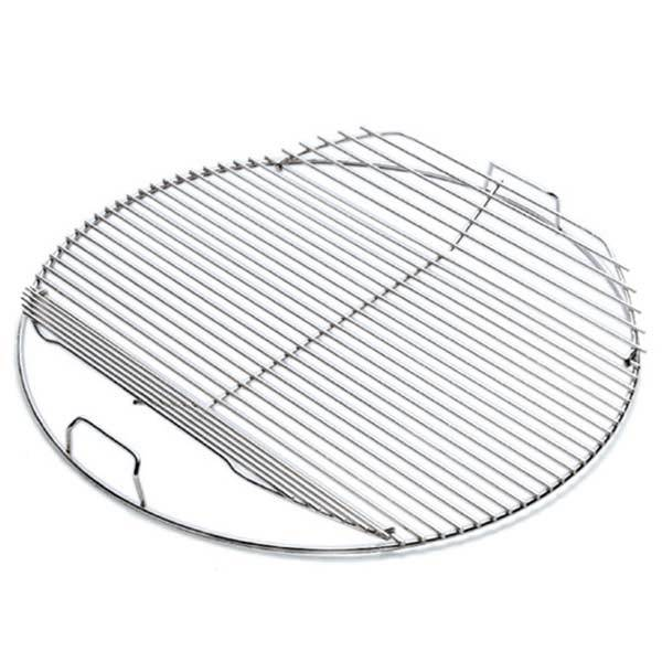 WEBER® Klappbarer Grillrost (Edelstahl) für BBQ 47 cm (7434)