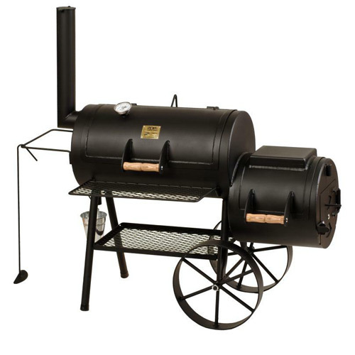 "Joe's Smoker RUMO Joe's Barbeque Smoker 16"" Spezial (JS33900)"