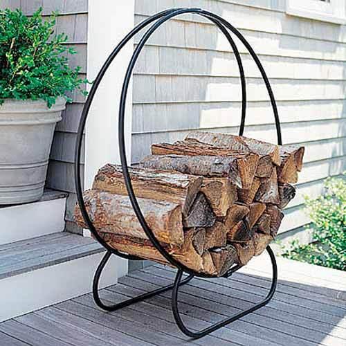 Joe's Smoker RUMO Joe's Woodplace für Kamin- und Brennholz (JS-2810) JS2810