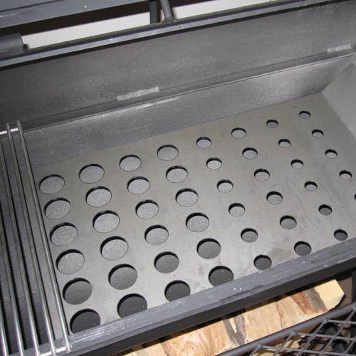 "Joe's Smoker RUMO Convection Plate für Joe's BBQ 20"" Smoker (JS-2831) JS2831"