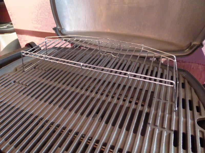 Weber Elektrogrill Regen : Elektrogrill q weber mit warmhalterost grillarena