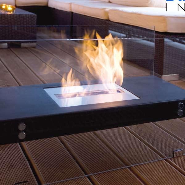 indoor kamin boston von buschbeck grillarena. Black Bedroom Furniture Sets. Home Design Ideas