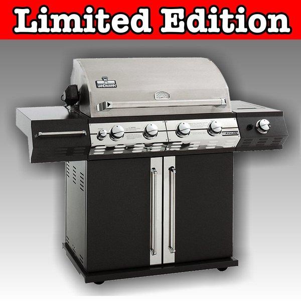 landmann avalon gasgrill wagen 12794 limited edition grillarena. Black Bedroom Furniture Sets. Home Design Ideas