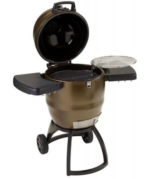 broil king keg holzkohlegrill kamado grill grillarena. Black Bedroom Furniture Sets. Home Design Ideas