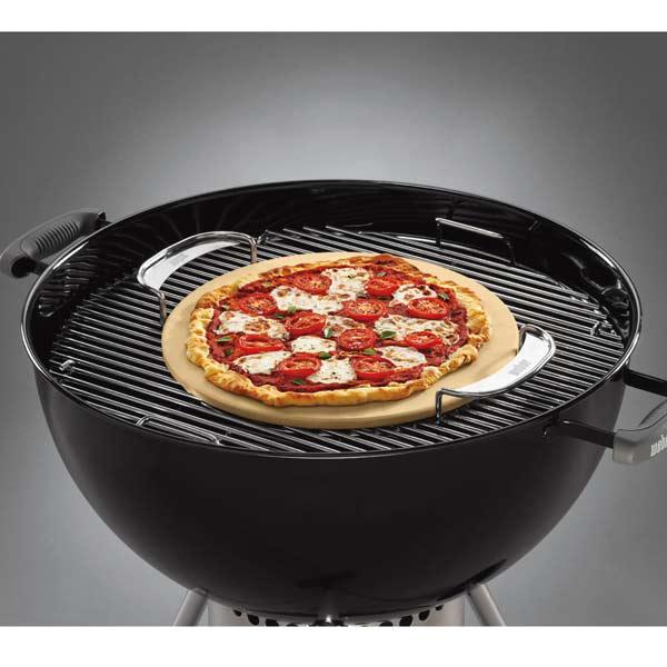 Weber Gbs Pizzastein Mit Gestell 8836 Grillarena