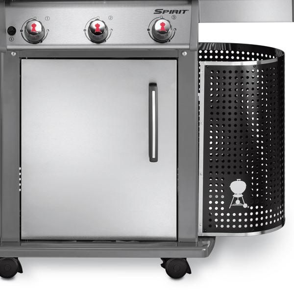 gasgrill weber spirit s 320 premium edelstahl 46700579 grillarena. Black Bedroom Furniture Sets. Home Design Ideas