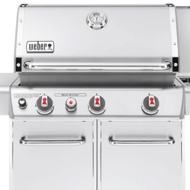 Affordable Gasgrill Genesis S Gbs Modell Von Weber With Gasgrill Von Weber