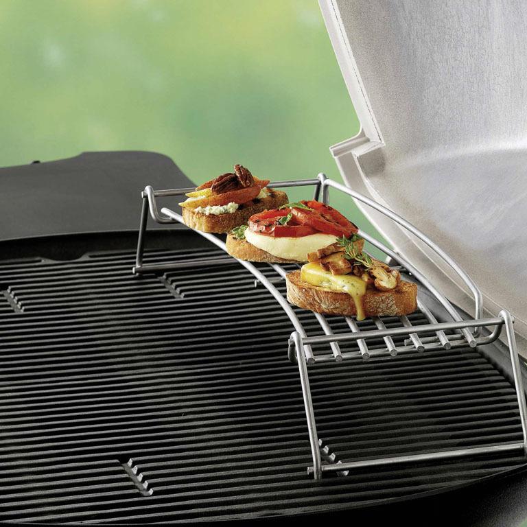 6570 weber warmhalterost f r die q 3000 serie grillarena. Black Bedroom Furniture Sets. Home Design Ideas