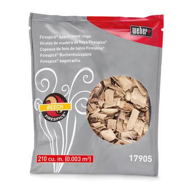 Fire Spice Buche Chips von Weber
