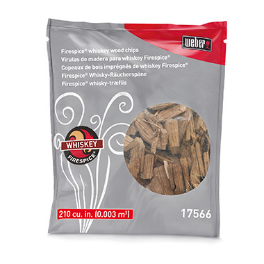 Fire Spice Whiskey Chips von Weber