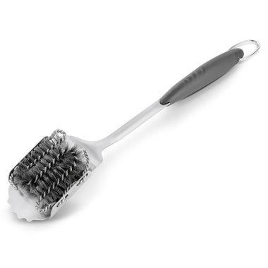 WEBER® Style Grillbürste mit Edelstahlborsten (6708)