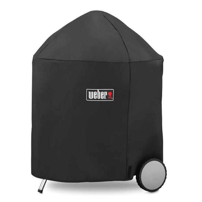 7143 weber abdeckhaube premium f r original kettle premium 57 cm master touch gbs und one. Black Bedroom Furniture Sets. Home Design Ideas
