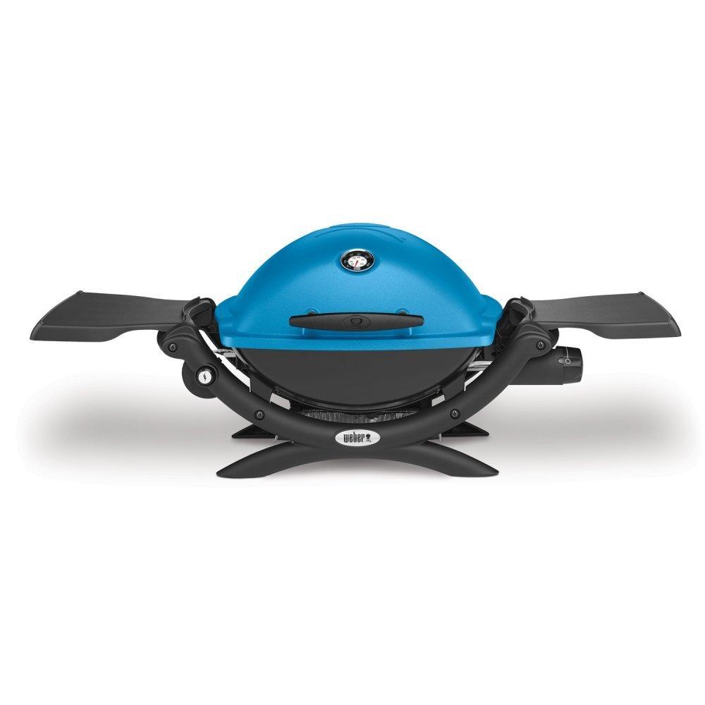 Weber Q 1200 Gasgrill Blue Modell 2017