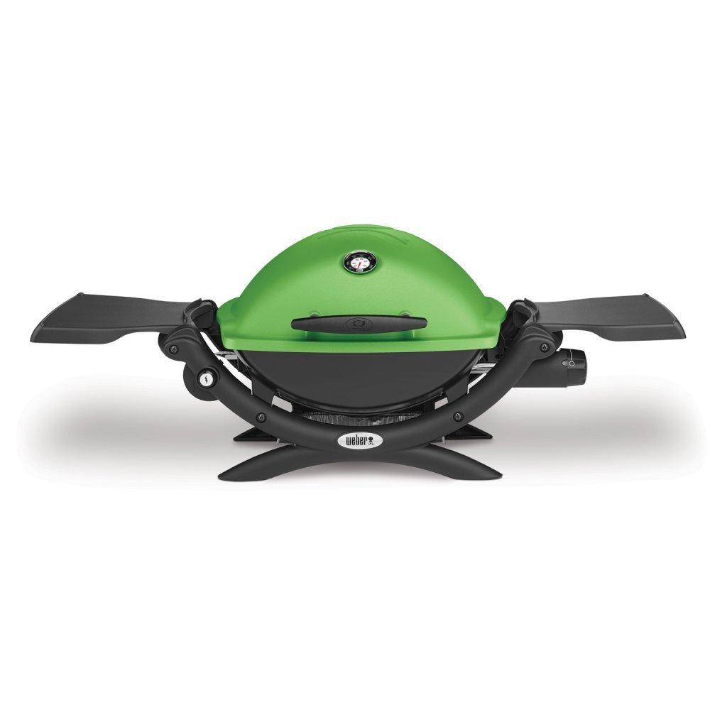 Weber Q 1200 Gasgrill Green Modell 2017