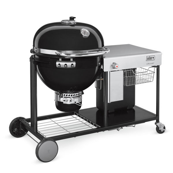 Weber Holzkohlegrill Summit Charcoal Center 60cm, Black
