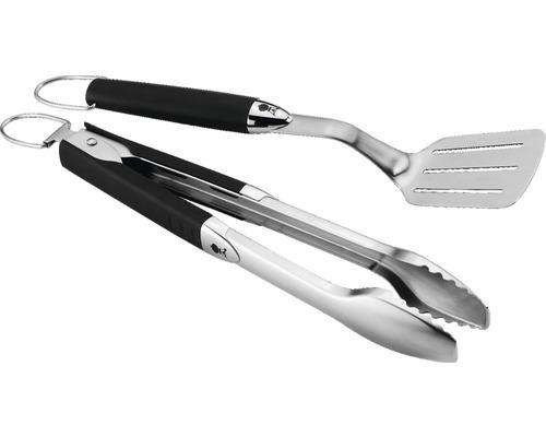 WEBER® Premium Grillbesteck aus Edelstahl (6625)