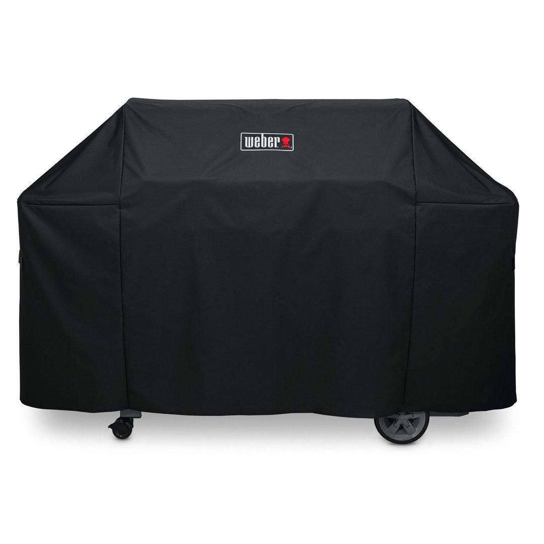 7136 weber abdeckhaube premium f r genesis ii 600er serie grillarena. Black Bedroom Furniture Sets. Home Design Ideas