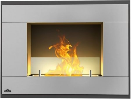Ethanol Wandkamin napoleon fireplace bio ethanol wandkamin wmfe2 edelstahl grillarena